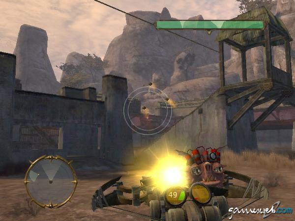 Oddworld: Strangers Vergeltung  Archiv - Screenshots - Bild 19