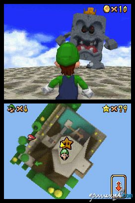 Super Mario 64 DS  Archiv - Screenshots - Bild 9