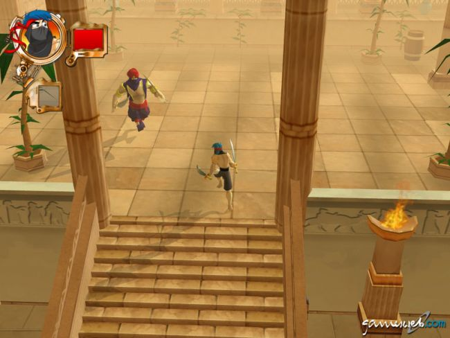 Billy Blade and the Temple of Time  Archiv - Screenshots - Bild 6