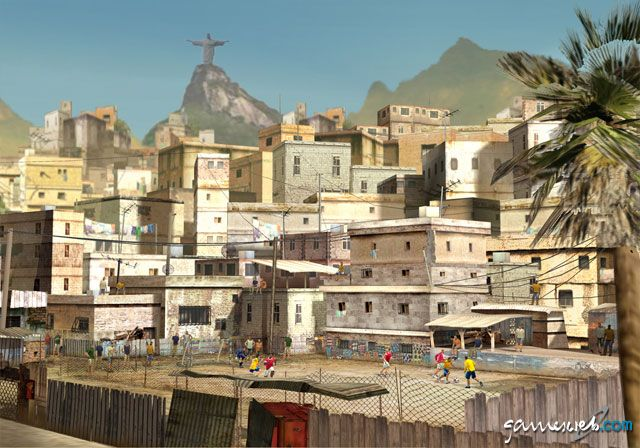 FIFA Street  Archiv - Screenshots - Bild 25
