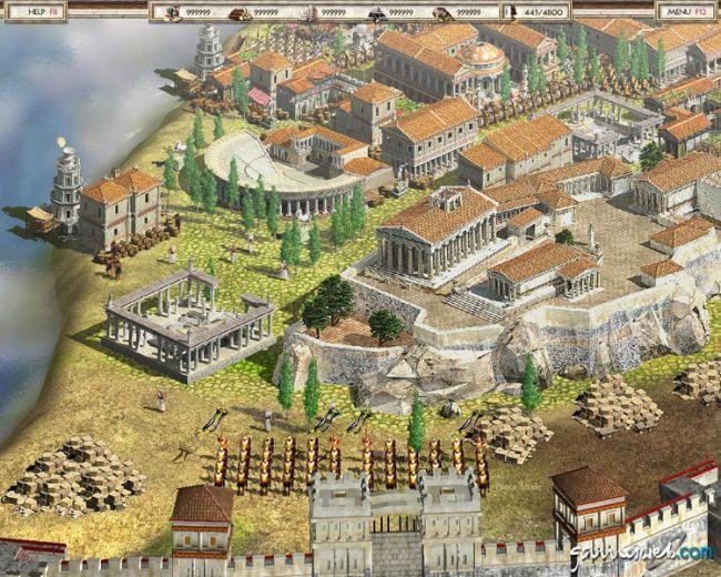 Alexander  Archiv - Screenshots - Bild 14