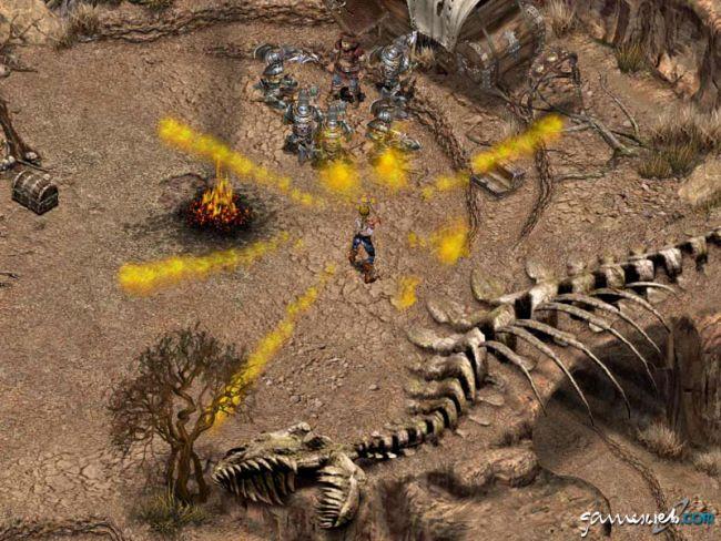Kult: Heretic Kingdoms  Archiv - Screenshots - Bild 7