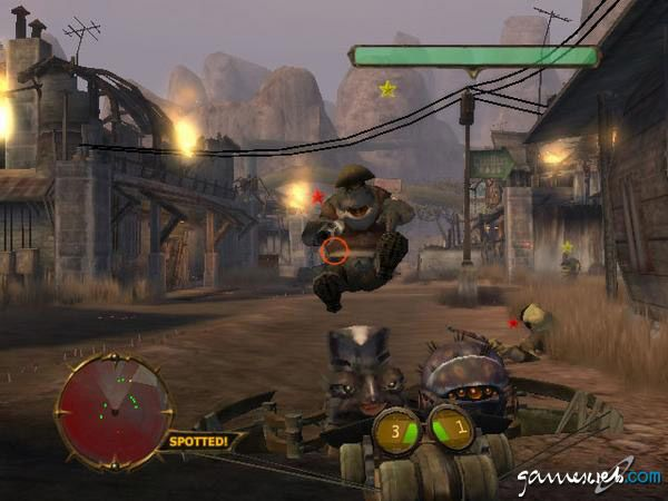 Oddworld: Strangers Vergeltung  Archiv - Screenshots - Bild 14