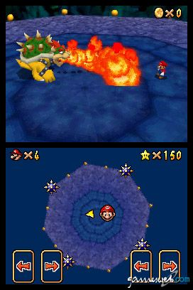 Super Mario 64 DS  Archiv - Screenshots - Bild 8