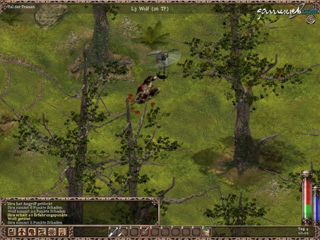 Kult: Heretic Kingdoms  Archiv - Screenshots - Bild 4