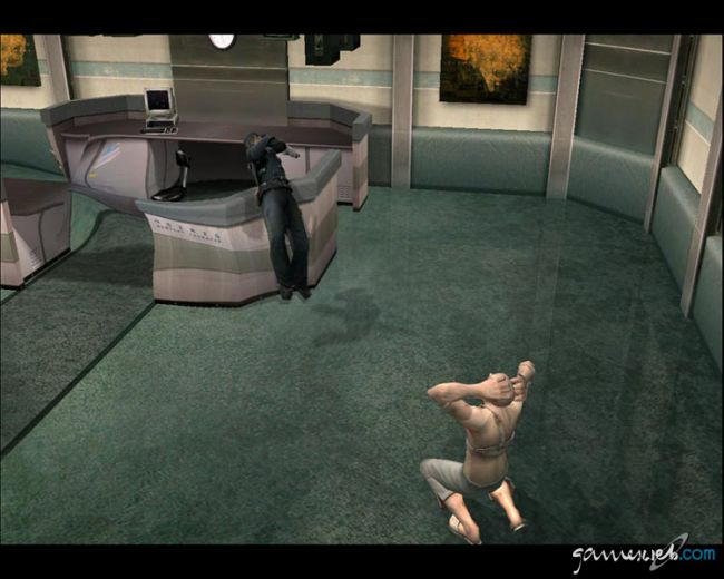 Second Sight  Archiv - Screenshots - Bild 40