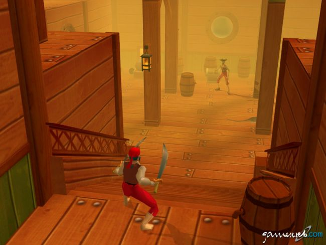 Billy Blade and the Temple of Time  Archiv - Screenshots - Bild 10
