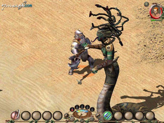 Sacred: Erweiterte Version  Archiv - Screenshots - Bild 15