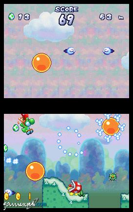 Yoshi's Touch & Go (DS)  Archiv - Screenshots - Bild 7