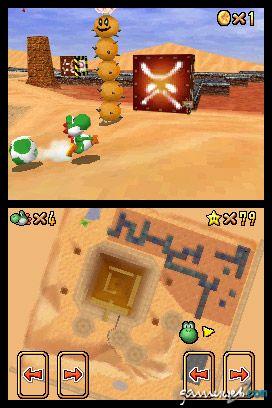 Super Mario 64 DS  Archiv - Screenshots - Bild 5