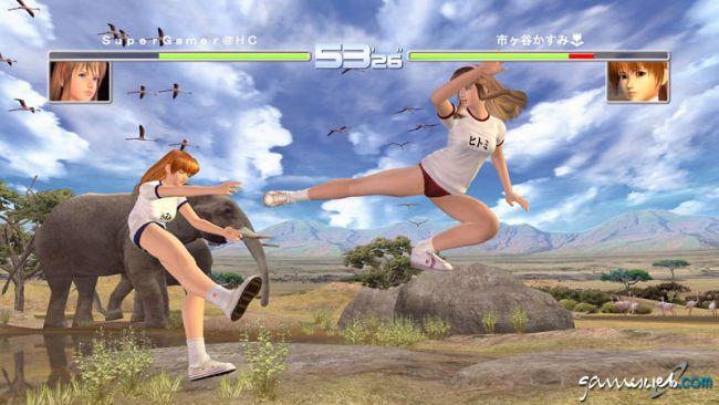 Dead or Alive Ultimate  Archiv - Screenshots - Bild 23