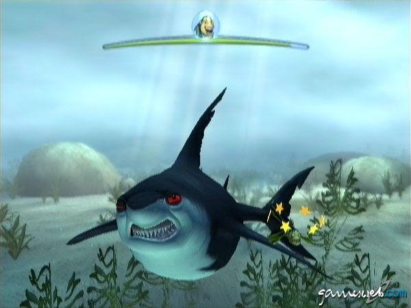 Grosse haie kleine fische screenshots von gameswelt for Kleine fische