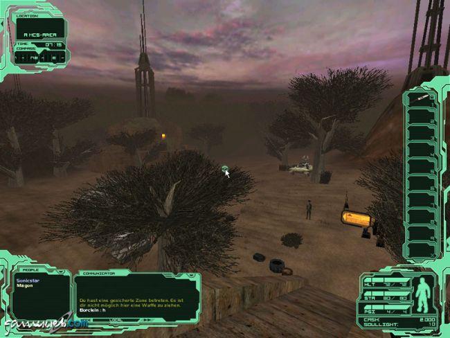 Neocron 2: Beyond Dome of York  Archiv - Screenshots - Bild 3