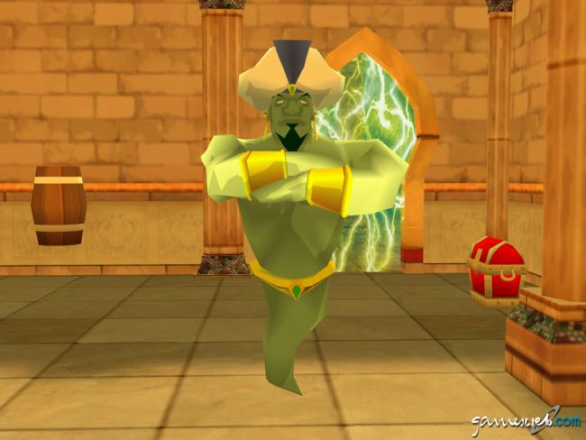 Billy Blade and the Temple of Time  Archiv - Screenshots - Bild 8