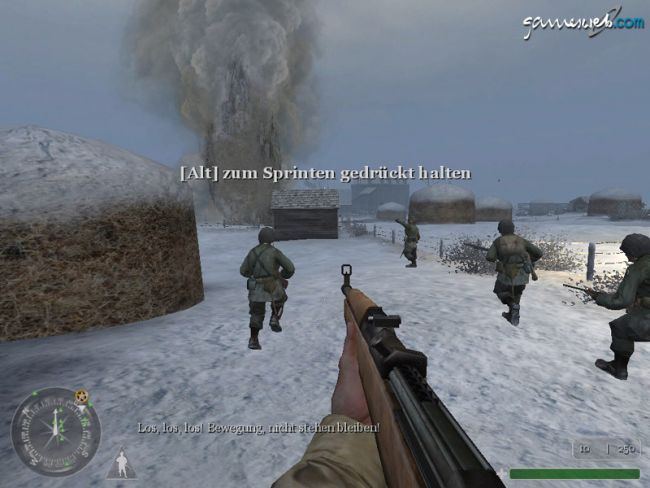 Call of Duty: United Offensive  Archiv - Screenshots - Bild 5