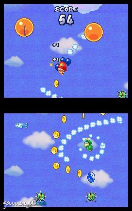 Yoshi's Touch & Go (DS)  Archiv - Screenshots - Bild 9