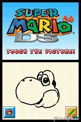 Super Mario 64 DS  Archiv - Screenshots - Bild 3