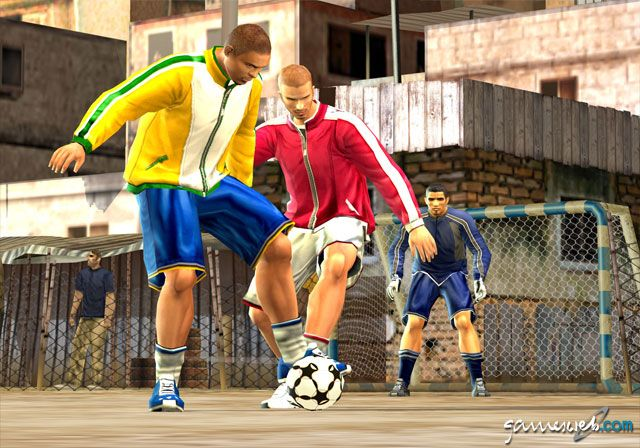 FIFA Street  Archiv - Screenshots - Bild 26