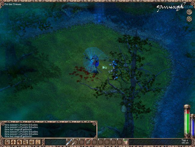 Kult: Heretic Kingdoms  Archiv - Screenshots - Bild 3