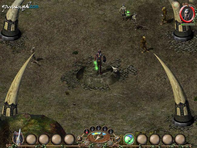 Sacred: Erweiterte Version  Archiv - Screenshots - Bild 21