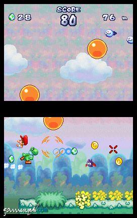 Yoshi's Touch & Go (DS)  Archiv - Screenshots - Bild 5