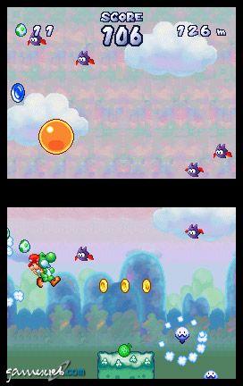Yoshi's Touch & Go (DS)  Archiv - Screenshots - Bild 3