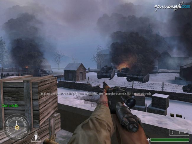 Call of Duty: United Offensive  Archiv - Screenshots - Bild 6