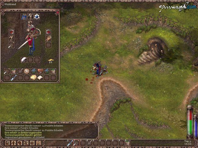 Kult: Heretic Kingdoms  Archiv - Screenshots - Bild 2