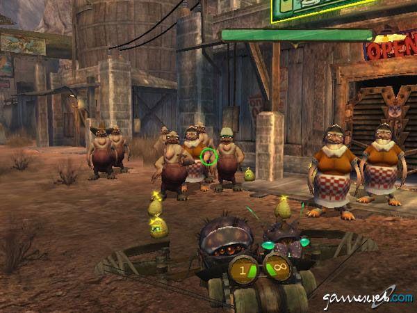 Oddworld: Strangers Vergeltung  Archiv - Screenshots - Bild 12