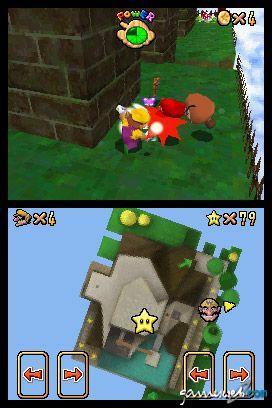 Super Mario 64 DS  Archiv - Screenshots - Bild 10