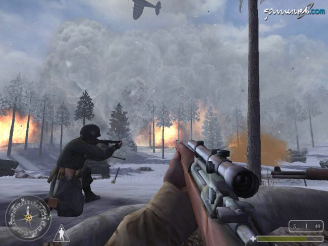 Call of Duty: United Offensive  Archiv - Screenshots - Bild 3