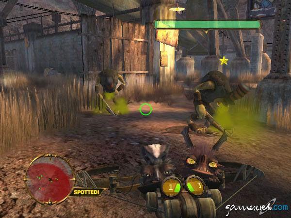 Oddworld: Strangers Vergeltung  Archiv - Screenshots - Bild 13