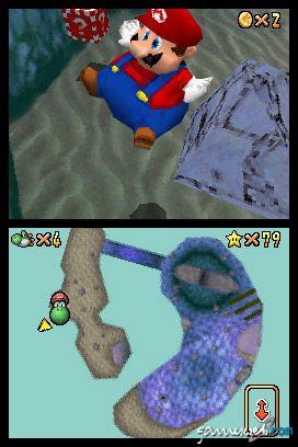 Super Mario 64 DS  Archiv - Screenshots - Bild 7
