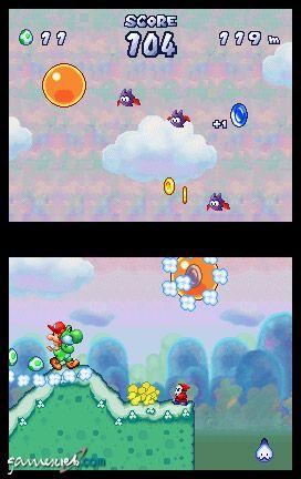 Yoshi's Touch & Go (DS)  Archiv - Screenshots - Bild 4