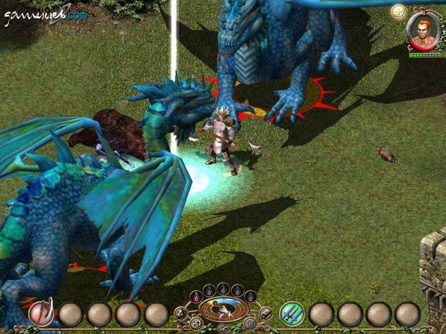 Sacred: Erweiterte Version  Archiv - Screenshots - Bild 14
