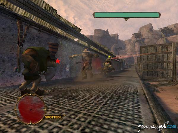 Oddworld: Strangers Vergeltung  Archiv - Screenshots - Bild 17