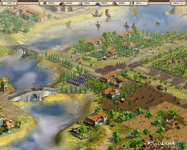 Alexander  Archiv - Screenshots - Bild 15