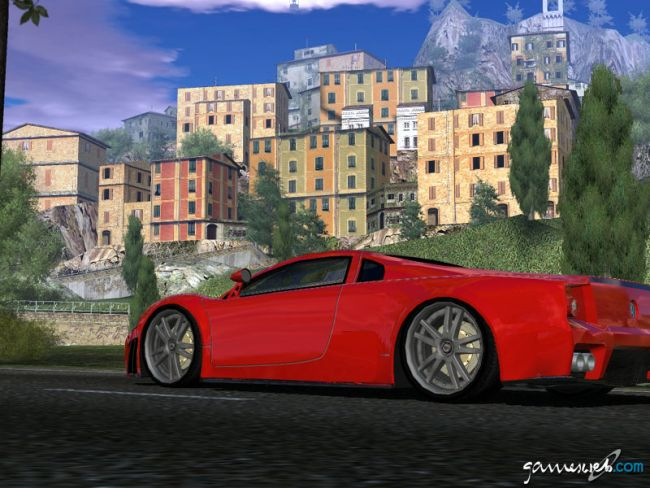 World Racing 2  Archiv - Screenshots - Bild 50