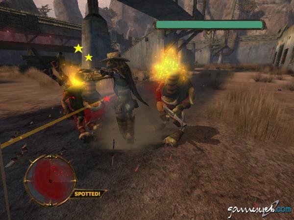 Oddworld: Strangers Vergeltung  Archiv - Screenshots - Bild 21