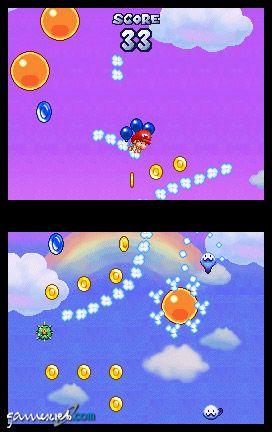 Yoshi's Touch & Go (DS)  Archiv - Screenshots - Bild 11