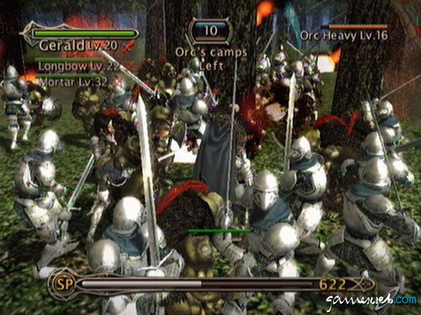 Kingdom Under Fire : The Crusaders  Archiv - Screenshots - Bild 12