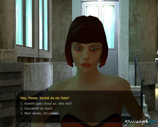 Vampire: The Masquerade - Bloodlines  Archiv - Screenshots - Bild 16