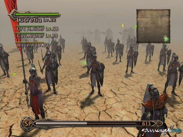 Kingdom Under Fire : The Crusaders  Archiv - Screenshots - Bild 8