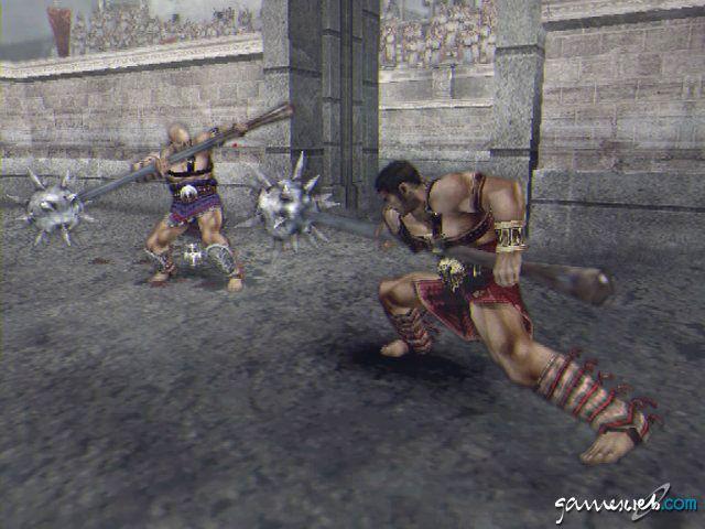 Shadow of Rome  Archiv - Screenshots - Bild 14