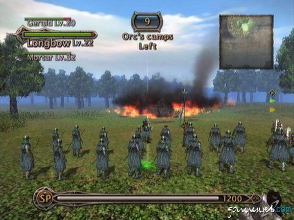 Kingdom Under Fire : The Crusaders  Archiv - Screenshots - Bild 15