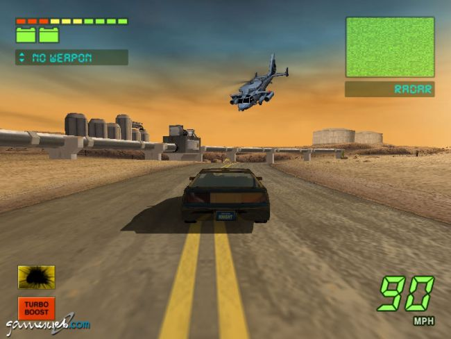 Knight Rider 2: The Game  Archiv - Screenshots - Bild 6