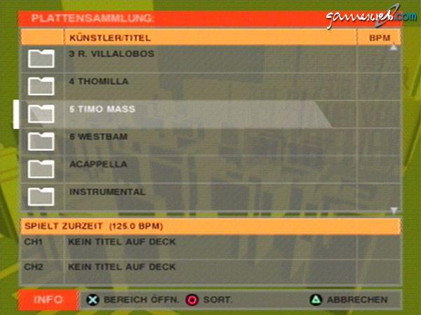 DJ: Decks & FX Vol. 1  Archiv - Screenshots - Bild 3