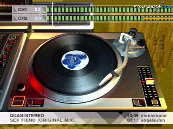 DJ: Decks & FX Vol. 1  Archiv - Screenshots - Bild 2