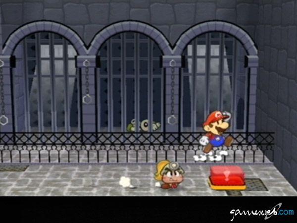 Paper Mario: Die Legende vom Äonentor  Archiv - Screenshots - Bild 5