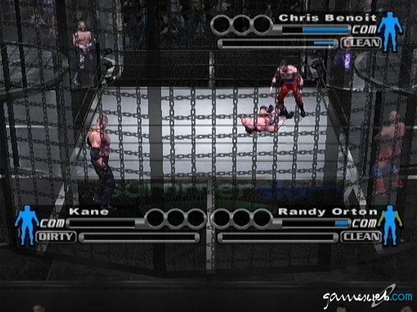 WWE SmackDown! vs. RAW  Archiv - Screenshots - Bild 10